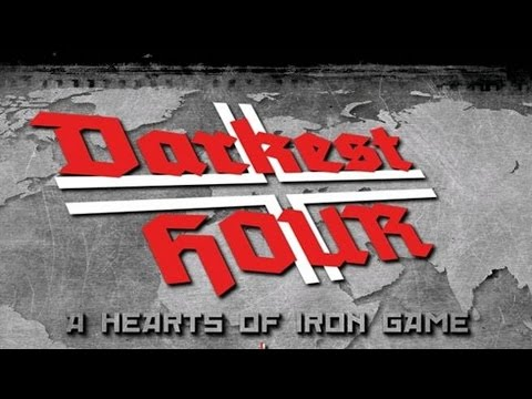 """Let's play Darkest Hour (Italy) - part 62 """"February 3rd - 25th August 1934"""""""