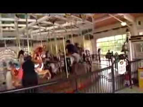 Billy Joel Location Tour 2013: Nunley's Carousel