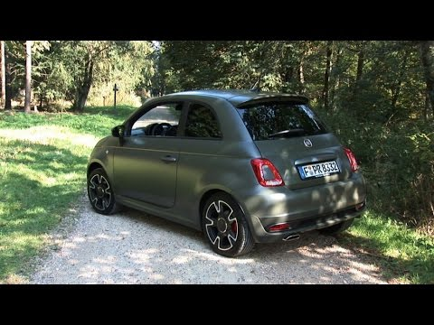 fiat 500 s youtube. Black Bedroom Furniture Sets. Home Design Ideas