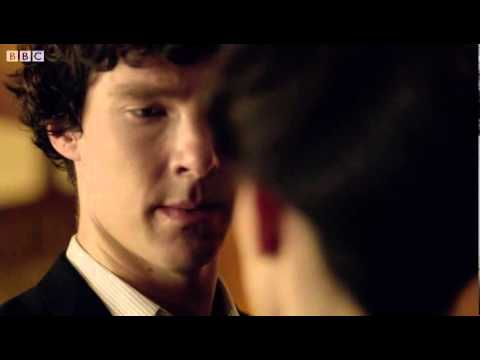 The Iceman, The Virgin and The Dominatrix - Sherlock Series 2 - BBC