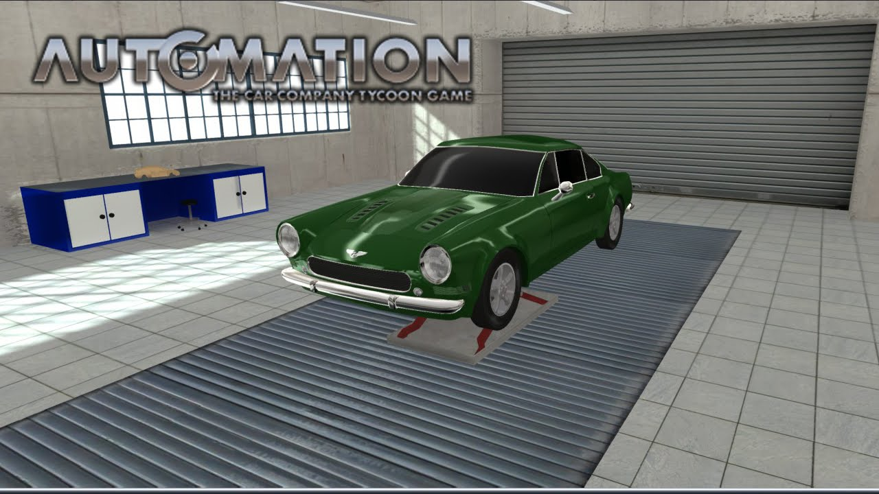 Automation : The Car Company Tycoon Game #1 - en español ...