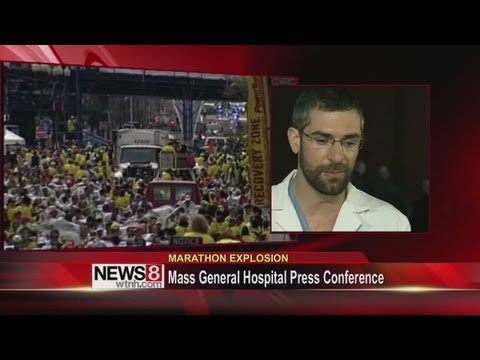 Mass. General Hospital holds press conference