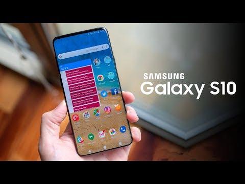 Samsung Galaxy S10 - FAST STORAGE, Graphene Batteries!