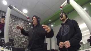 G&G Sindikatas -  Kalėdos Live @ Zip FM