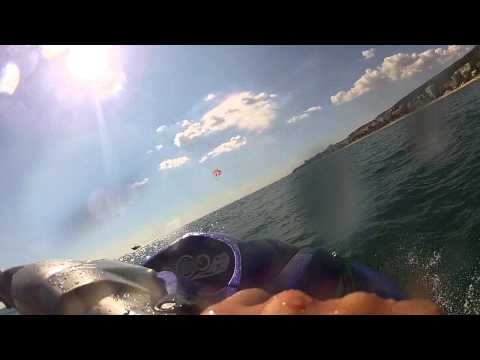 Jet Skiing Bulgarian Black Sea Coast