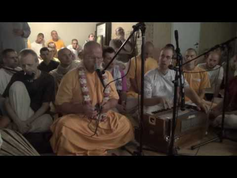 30.07.2017, kirtan and lecture by HH BB Govinda Swami, Kirtana Mela, Moscow