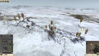Total War - Rome 2 - Финал Чемпионата России 2015 - Mighty Olkimos vs Mighty C3NTVRION