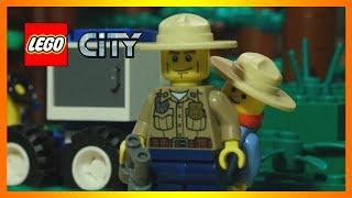 Лего Сити Лесная Полиция - Настоящий Герой (Видео - Lego City)