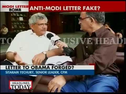 Exclusive: Interview with Sitaram Yechury