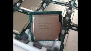 Intel I7 QHQG L501. Budget CPU for gaming.