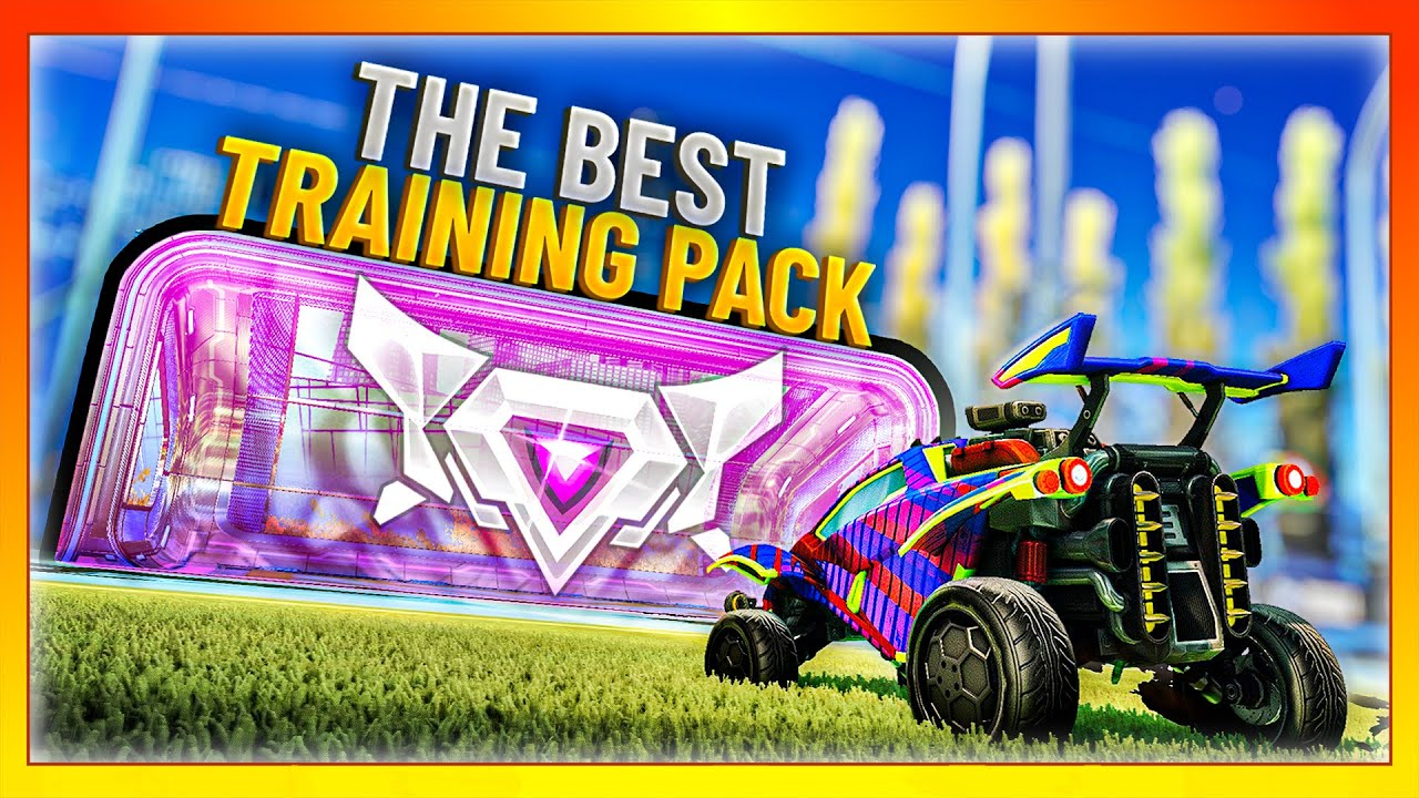 I built the BEST training pack to improve in Rocket League | SSL 1v1 Ep. 36