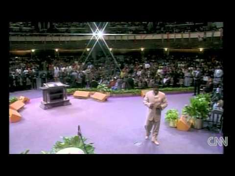 Bishop Eddie Long Throws the Rock of Mediation