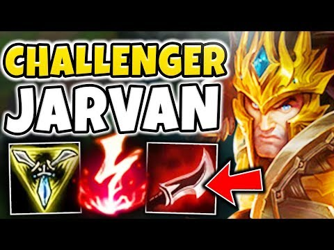 ONE-SHOT JARVAN IS DESTROYING CHALLENGERS MID?! FAKER IS ABUSING THIS! (BROKEN) - League of Legends