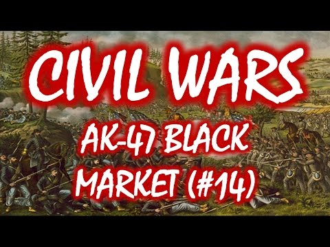 Civil Wars MOOC (#14): The Black Market for AK-47s