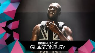 Stormzy's rise to the Pyramid Stage at Glastonbury 2019