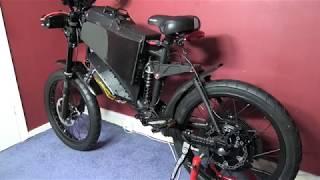 Висока DIY електровелосипедів MSVA харчування побудувати частина 31 - проблеми росту - Снігуронька наступного тижня