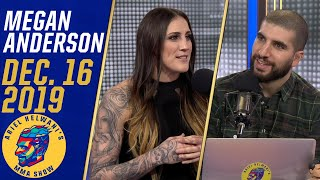 <b>Megan Anderson</b> opens up on mental health | Ariel Helwani's MMA ...