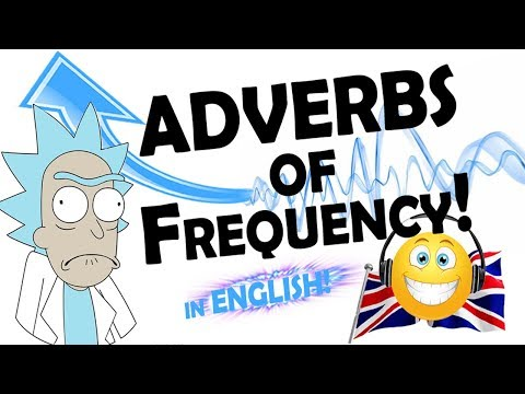 Adverbs of Frequency & Degree | ENGLISH GRAMMAR VIDEOS