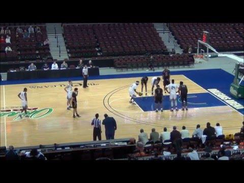 22 Feet Academy vs Advance Prep International TX, 2015 Tarkanian Classic