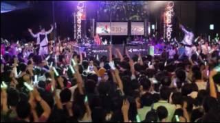 ナユタン星人×りりり星人×てぃ☆イン!星人(超ボカニコステージ2017 @ニコニコ超会議2017[DAY1])