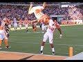NFL -  Amazing Back Flip Touchdowns