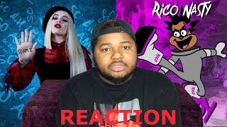 AVA MAX x SO AM I | RICO NASTY x SANDY | REACTION !!
