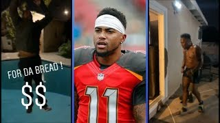 Desean Jackson Dares His Home Boyz To Jump In Freezing Cold Water
