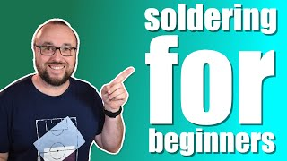 Soldering for beginners: how to solder cables to PDB