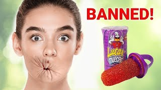 10 Banned Candies That Can Kill