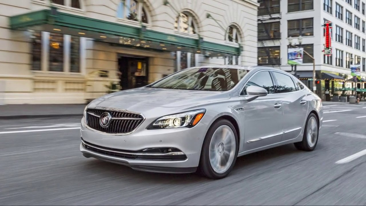 2018 Buick Lacrosse Performance Review