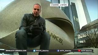 Yanis Varoufakis, the Greek Finance Minister who had to go