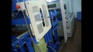 Vacuum forming, Punching & Cutting machine for PET