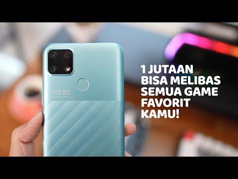 1,7jtan.. Suka Main Game? realme narzo 30A review indonesia