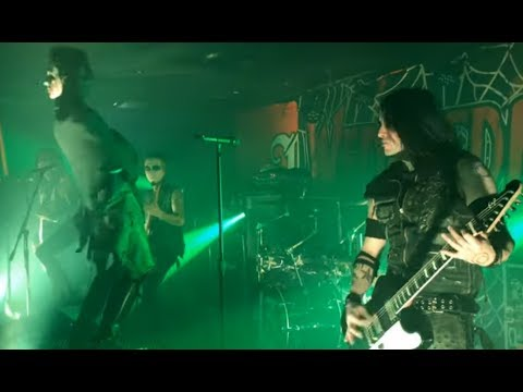 Video posted of Wednesday 13's show at the Holy Diver in Sacramento, California..!