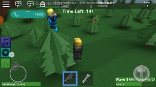 Roblox Zombie Rush with LukePlayz