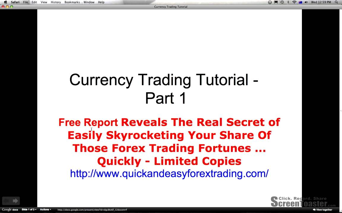 How to do safe forex trading
