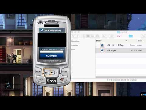 how to convert video to 3gp,mp4,avi format using total video converter from YouTube · Duration:  3 minutes 41 seconds