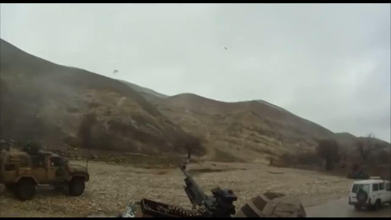 Svenskar beskjutna i afghanistan 3