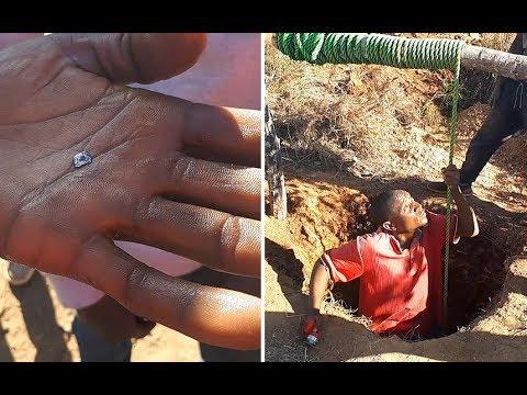 Zimbabwe's Illegal Gold Rush
