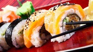 видео Интересные факты о суши