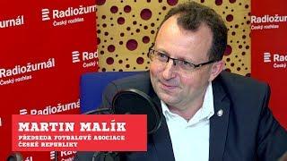 Martin Malík: Slavie udělala obrovský pokrok. I ve směru k fanouškům