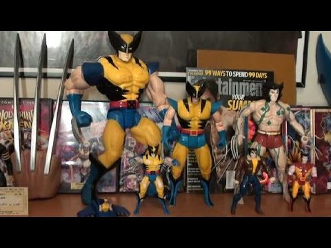Logan Movie Talk & Wolverine Collection