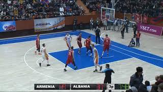 Aragad Abramian vs Albania