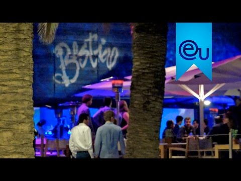 EU Business School Barcelona Welcome Drinks 2016