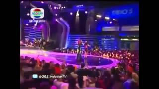 Julia Perez   Belah Duren   Goyang Goyang Senggol 23 Agustus 2014