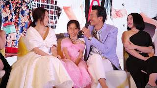 """Phim Tiệm ăn dì ghẻ: diễn viên Quang Tuấn bức xúc Dương Cẩm Lynh """"Sao em vợ anh mà không hôn anh?"""""""