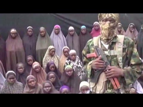 Families: Boko Haram video shows missing Chibok girls thumbnail