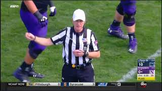 2017 - Penn State Nittany Lions at Northwestern Wildcats in 30 Minutes