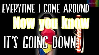 INNA ft. J Balvin- Cola song [Lyrics Letra] HD