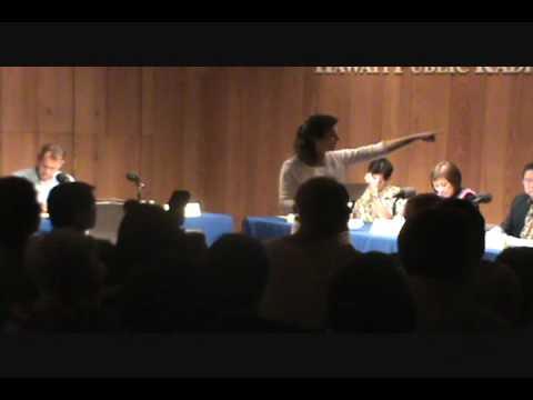 HI-01; March 15, 2010, Charles Djou, HPR Debate, part 1 of 11.wmv
